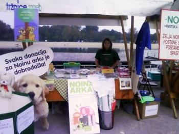 Noina arka sudjelovala u obilježavanju Svjetskog dana zaštite životinja