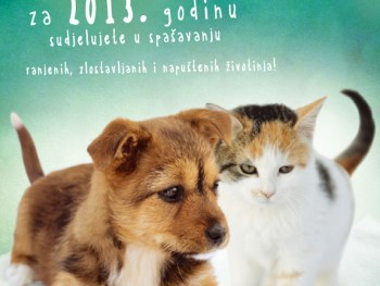 KALENDAR Noine arke za 2013. godinu