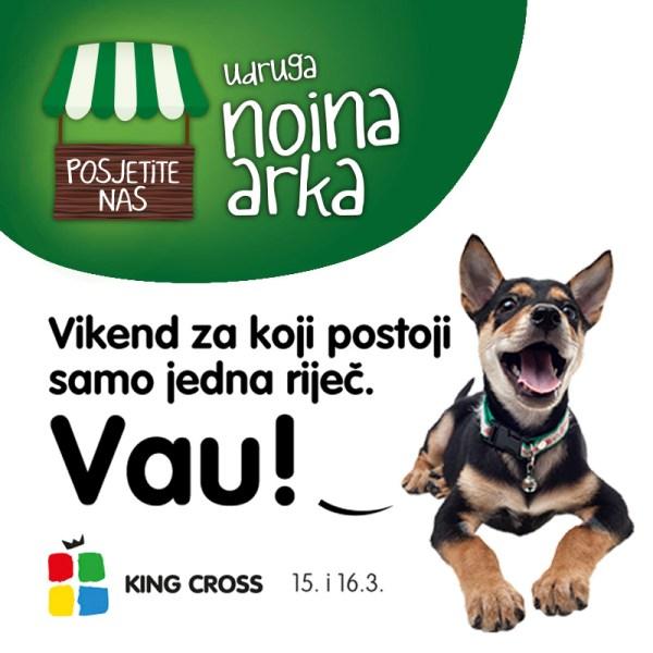 Vikend posvećen svim ljubiteljima pasa u KING CROSS-u