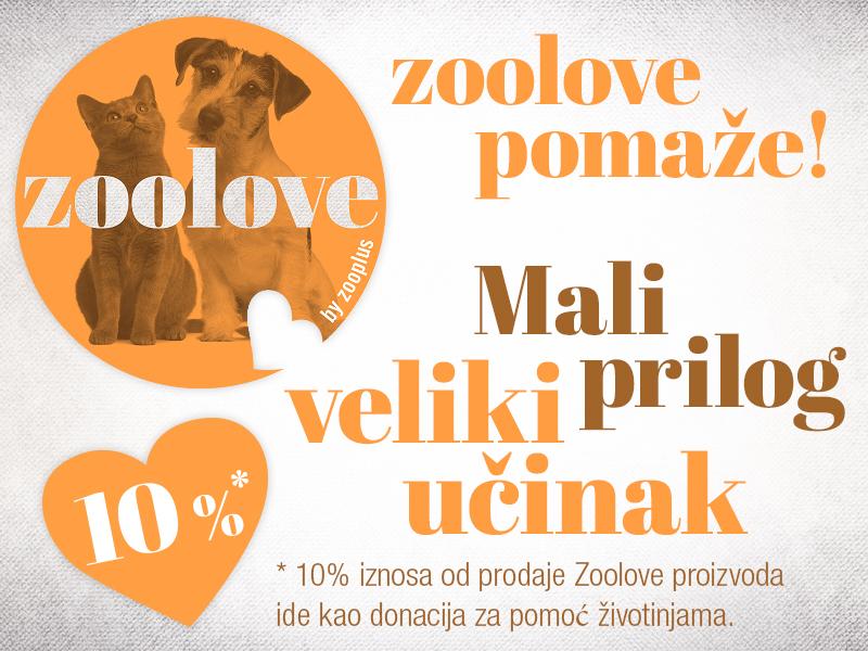 Zoolove pomaže - Mali prilog, veliki učinak!