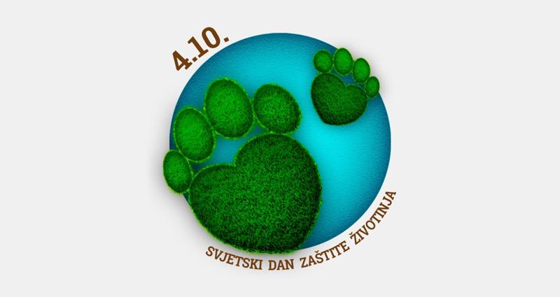 4. 10. – Međunarodni dan zaštite životinja