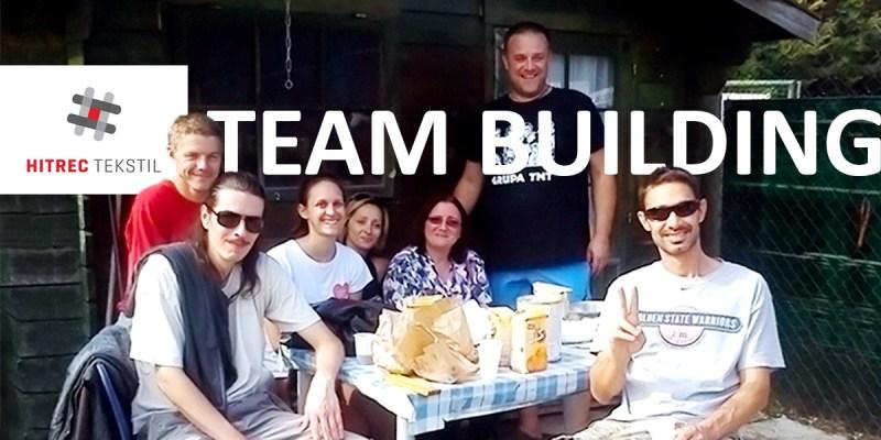 HITREC TEKSTIL d.o.o. - team building u Noinoj arci