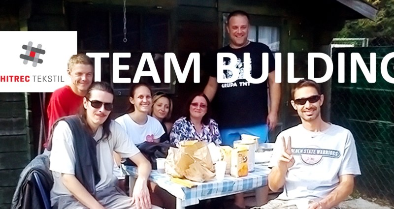 HITREC TEKSTIL d.o.o. – team building u Noinoj arci