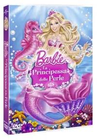 Barbie Principessa Delle Perle In Dvd E Blu Ray