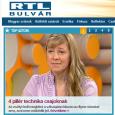 Május 21-én, csütörtök reggel meghívott szakértője voltam az RTL KLub Reggeli című műsorának, melyben a válságot vizsgáltuk meg női szemszögből egy beszélgetés során Peller Mariann és Kéri Kitty műsorvezetők társaságában. […]