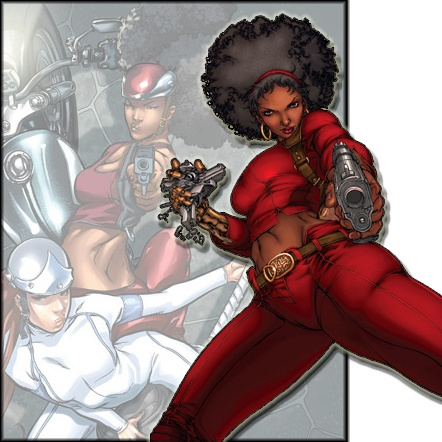 Woman Crush Wednesday: Misty Knight