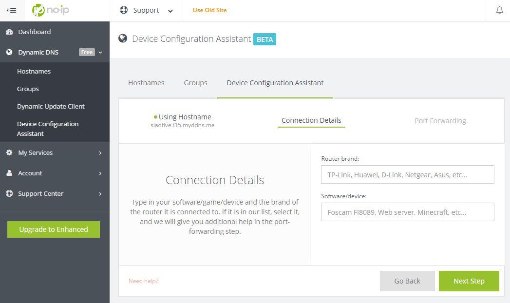 Portare un blog WordPress in remoto con il Portforwarding