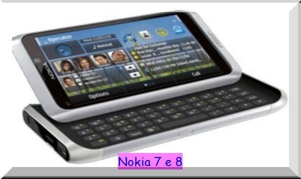 Nokia 7 e 8 la presentazione degli smartphone e il prezzo di vendita
