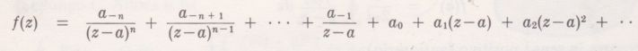Teorema di Green e dei Residui