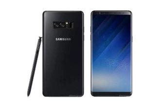 Cellulare Smartphone prossima uscita Samsung Galaxy Note 8