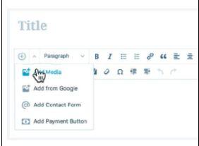 Wordpress pagamento tramite Paypal
