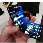 Samsung lancerà nel 2018 il primo cellulare pieghevole