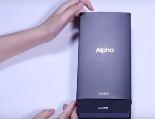 Cellulare Maze Alpha prezzo di vendita e commercializzazione