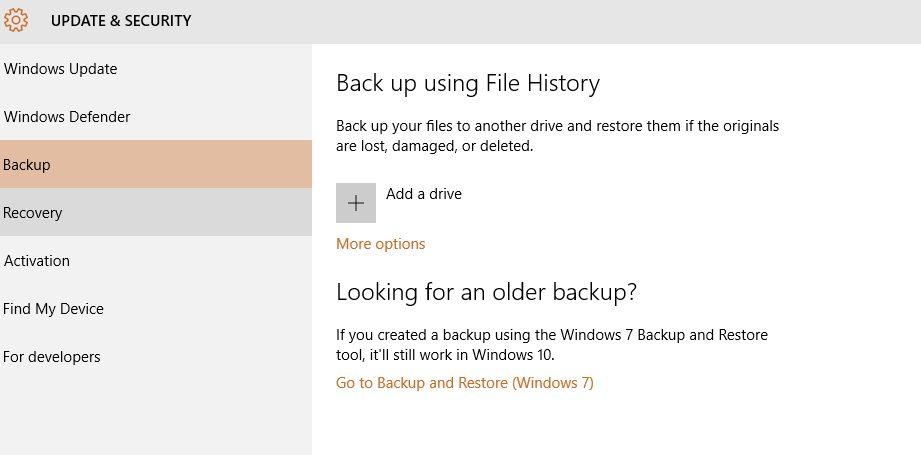 Windows 10 Update e Sicurezza