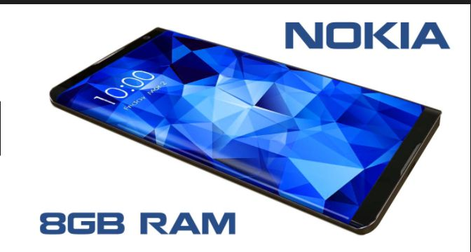 Smartphone Nokia 10