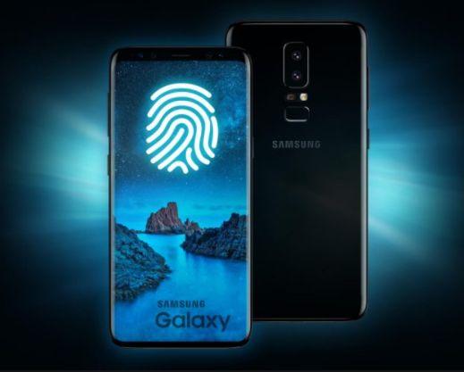 Foto Smartphone Samsung S9