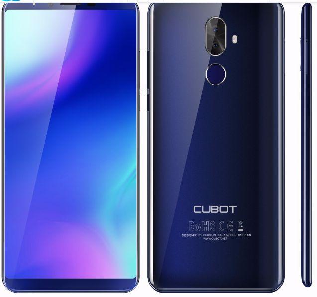 Smartphone Cubot X18 Plus