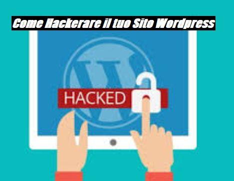 Rendi sicuro il tuo WordPress