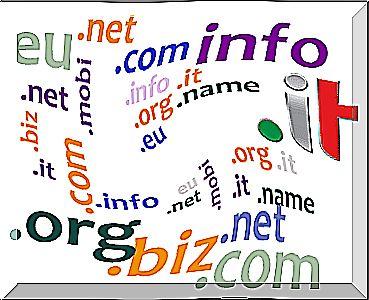 lista di tutti i siti con tutte le possibili estensioni ad oggi utilizzate .it .net.com.name .org .biz. info etc. etc.