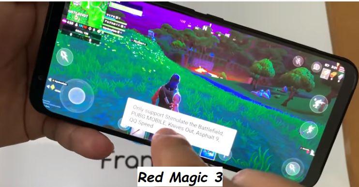 Cellulare orientato al gaming