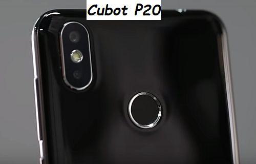Cubot P20 il nuovo cellulare della casa cinese offerto ad un prezzo molto competitivo