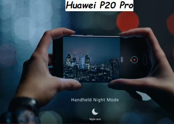 Huawei P 20 Pro caratteristiche techiche