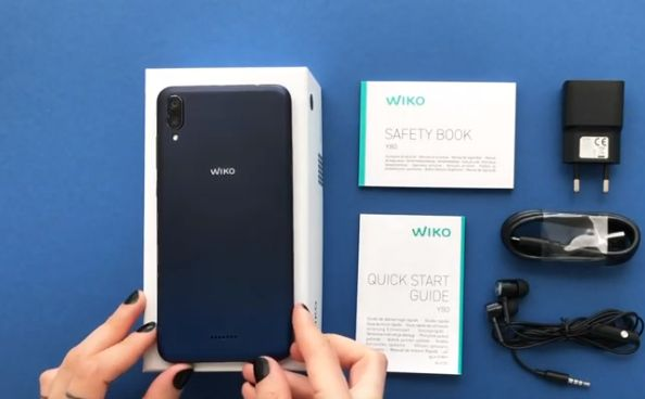 Cellulare Wiko Y80 scheda tecnica e caratteristiche realizzative