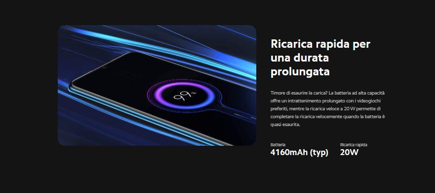 Xiaomi Mi10 lite -5G