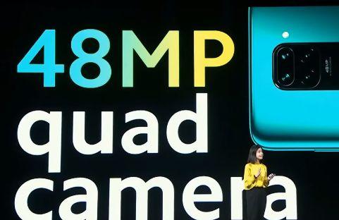 Quad Camera Smartphone Xiaomi Redmi 9A