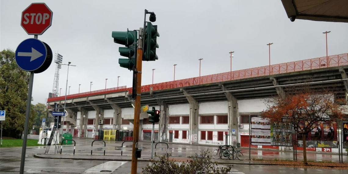 Stadio Menti di Vicenza