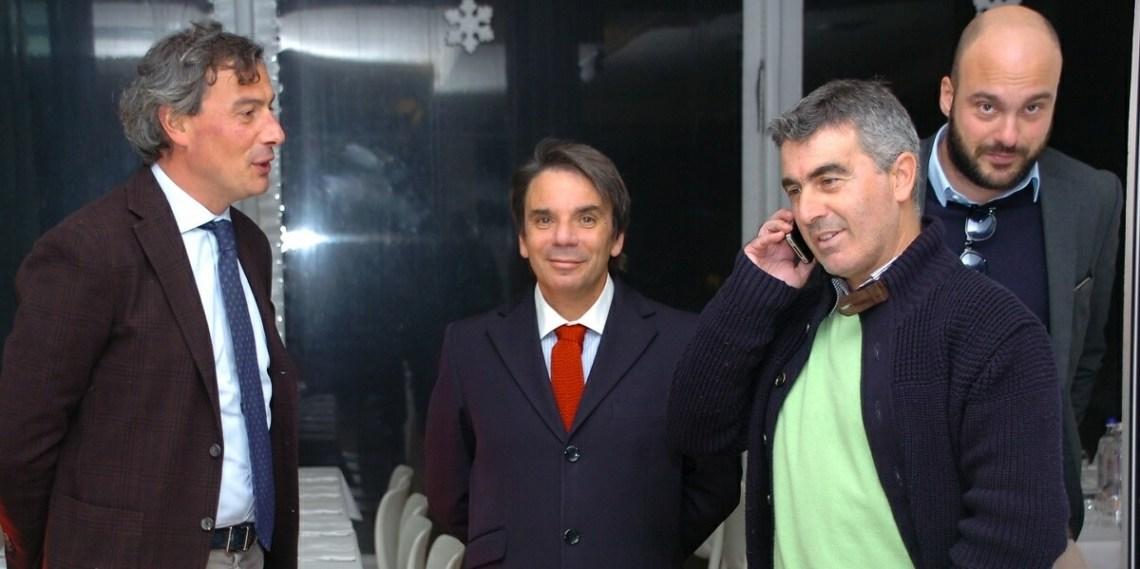 Andrea Gianni, Ezio Capuano, Francesco Panfili