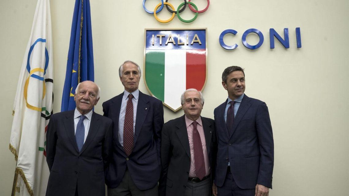 Malago, Fabbricini e Costacurta