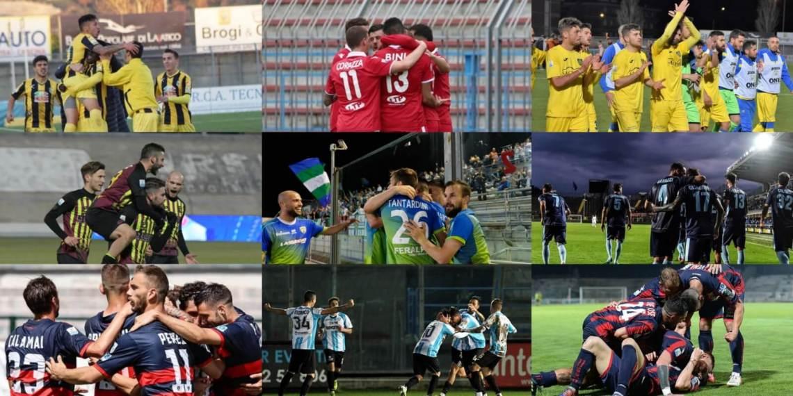 Primo turno playoff Serie C