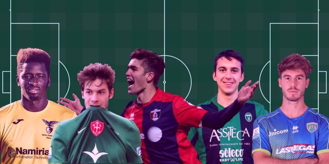 Top XI giovani Serie C girone B
