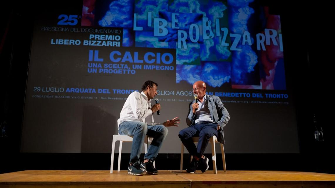 Arrigo Sacchi al Libero Bizzarri