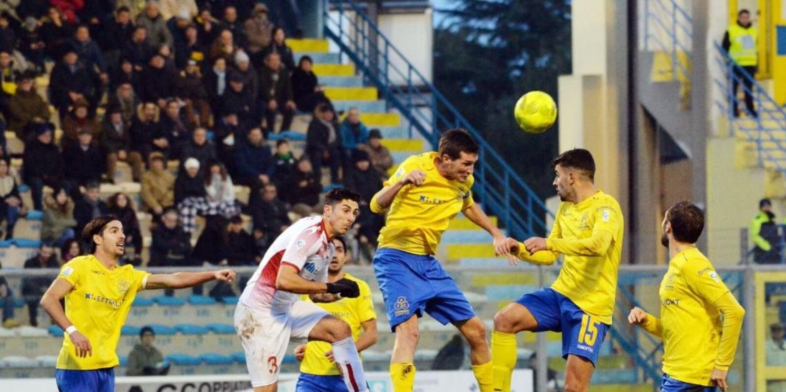Risultati 9^ giornata Serie C