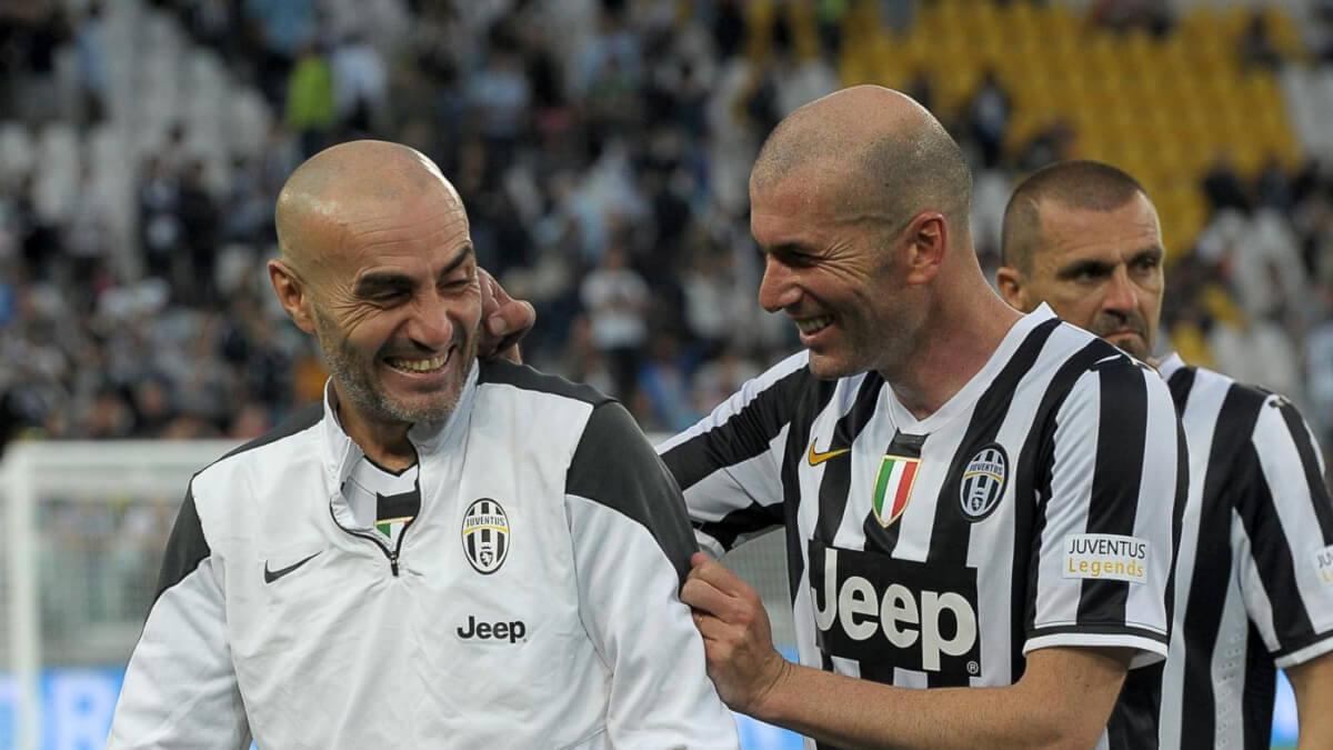 Montero e Zidane
