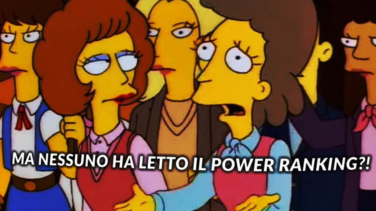Power Ranking Serie C