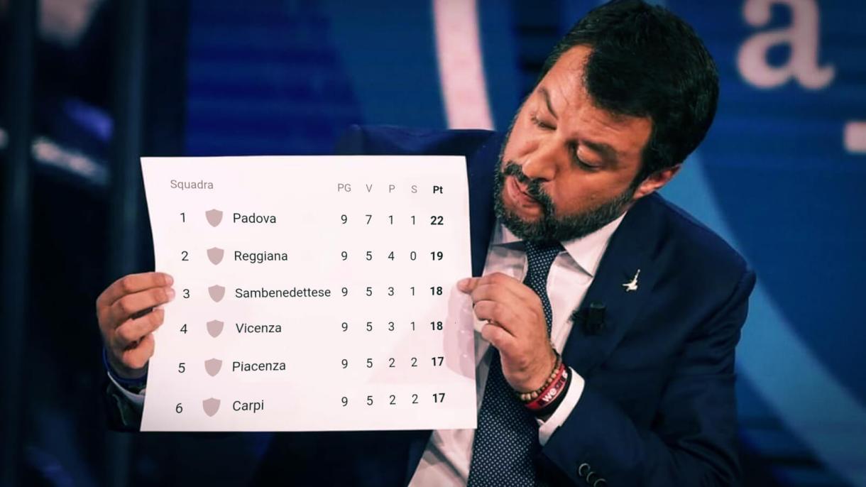 Salvini | Sambenedettese