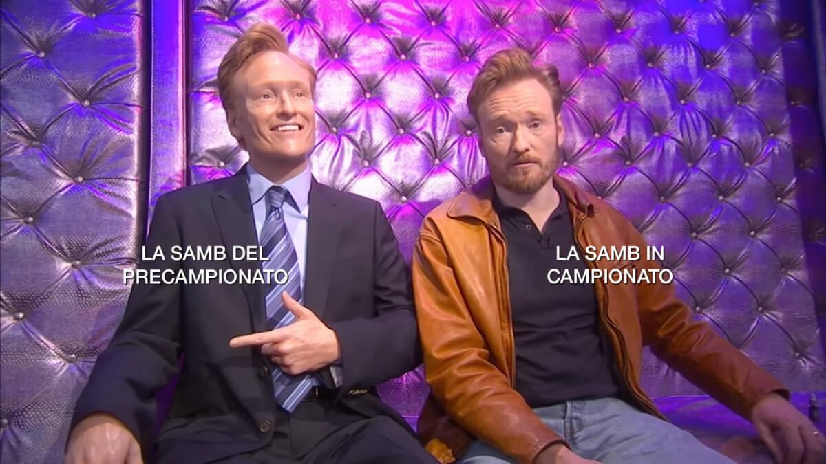 Conan x Vernecchie