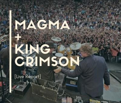 Concert King Crimson Magma Lyon