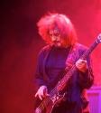 Geezer Butler, Black Sabbath, Photo By Ros O'Gorman