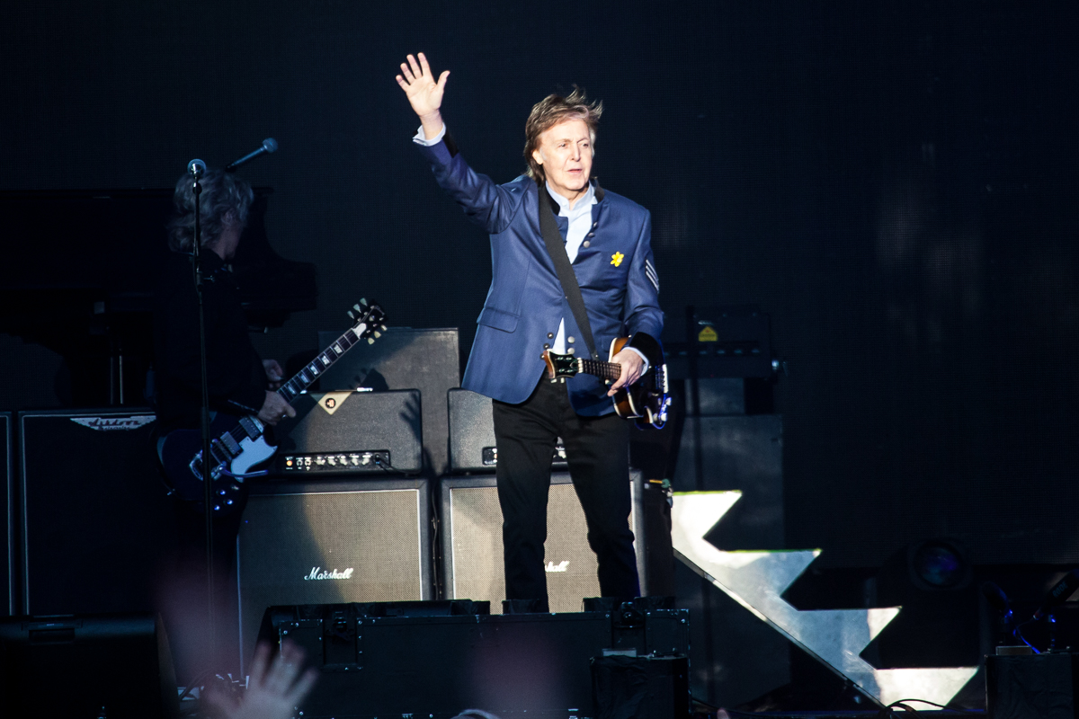 Paul McCartney Pays Tribute To Late Wife Linda