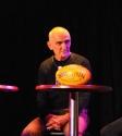 Presentation Night with Paul Kelly, Francis Leach and Bob Murphy. Photo By Mary Boukouvalas