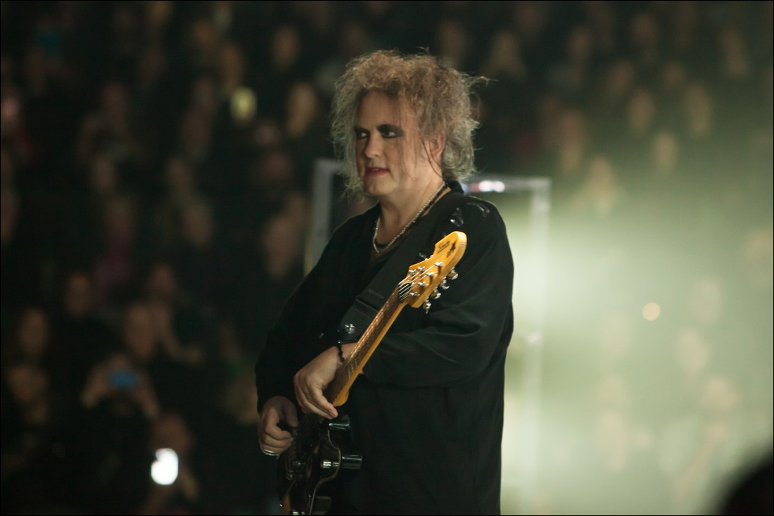 The cure tour dates in Sydney