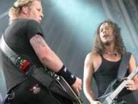 Metallica. image by Ros O'Gorman