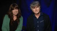 Sharon and Neil Finn of Pajama Club