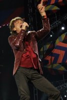 Mick Jagger, The Rolling Stones image by Ros O'Gorman, Noise11, photo