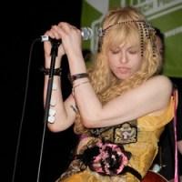 Courtney Love - Photo by Ros O'Gorman.