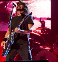 Foo Fighters. Photo by Ros O'Gorman.